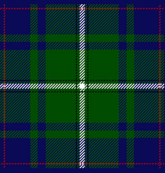Clan macneil tartan plaid seamless pattern vector