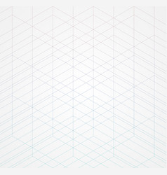 geometric thin line white background simple vector image