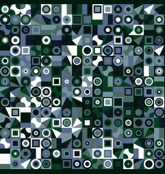 Geometrical pattern background - abstract vector