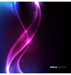 Cosmos background vector image vector image