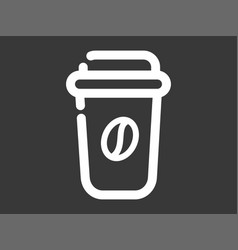 coffee icon sign symbol vector image