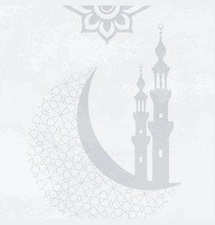 Islamic background surface backdrop vector
