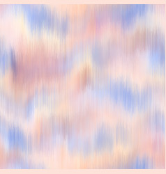 Soft blurry ikat gradient ombre seamless pastel vector