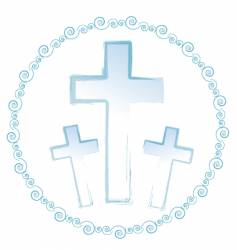 christianity vector image vector image