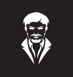 businessman symbol vector image