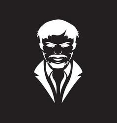 businessman symbol vector image