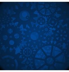 Wallpaper of gears vector