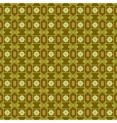 Islamic seamless pattern arabic vector image