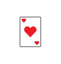 poker icon graphic design template vector image