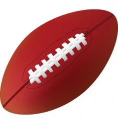 American football vector image vector image