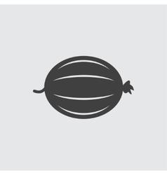 Gooseberry icon vector image