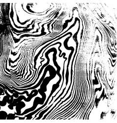 monochrome suminagashi abstract background vector image