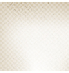 Checkered Grunge Background vector image vector image