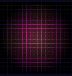 purple gradient grid abstract background vector image vector image