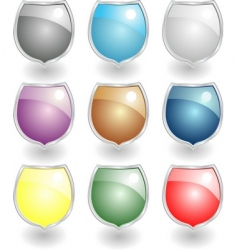 web color icons vector image vector image