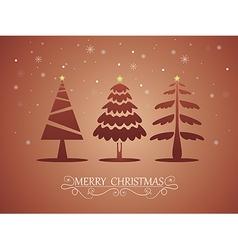Christmas card 05 vector