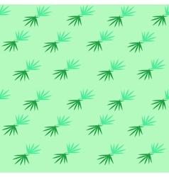 Grass seamless pattern vector