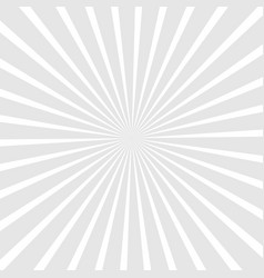 sunburst starburst background converging lines vector image