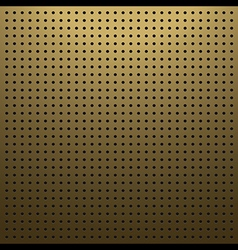 Brown pegboard background vector image