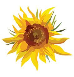 flower 7 vector image