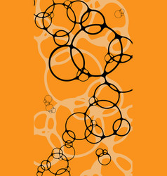 background imitating the merging of oil droplets vector image