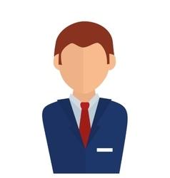 Business man suit vector
