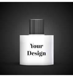 Cosmetic parfume deodorant freshener or medical vector
