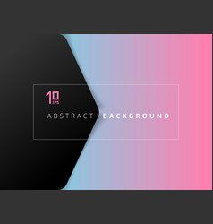 template layout abstract vertical geometric vector image