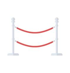Vip award barrer vector image