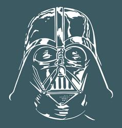 Logoshirt star wars - darth vader vector