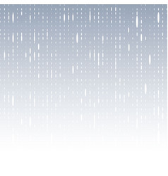 Gray transparent dotted background vector
