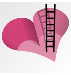Love obstacle vector