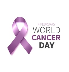 World Cancer Day vector