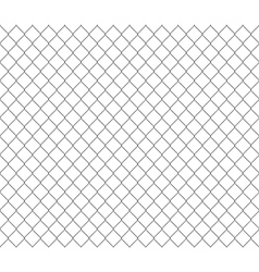 New steel mesh metalic fance black seamless vector image