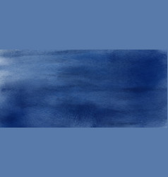 abstract blue azure watercolor for textures vector image