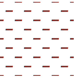 Fake news pattern seamless vector