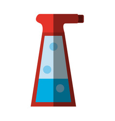 water in spray bottle icon image vector image