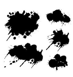 abs splash vector image vector image