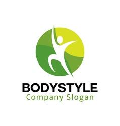 Body Style Design vector