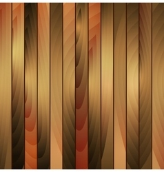 Brown wooden texture background vector