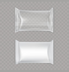 set of of white and vector image vector image