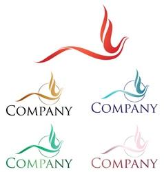 Phoenix logo vector