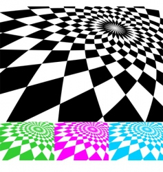 dynamic pattern vector image vector image