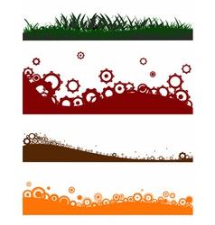 Graphic elements vector