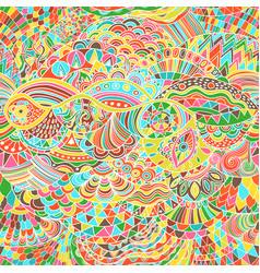 Pattern abstract background with colorful vector
