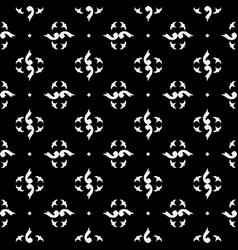Royal pattern seamless background vector