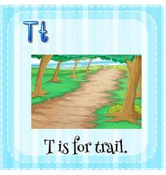 Trail vector