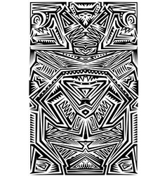 Tribal Tatoo vector