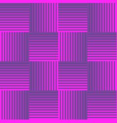 Ultraviolet checker patterns composed of stripped vector