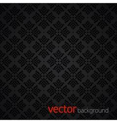Stylish vintage background vector image